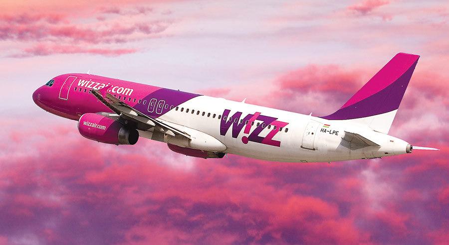 Wizz Air объявила о запуске рейсов из Украины в Польшу