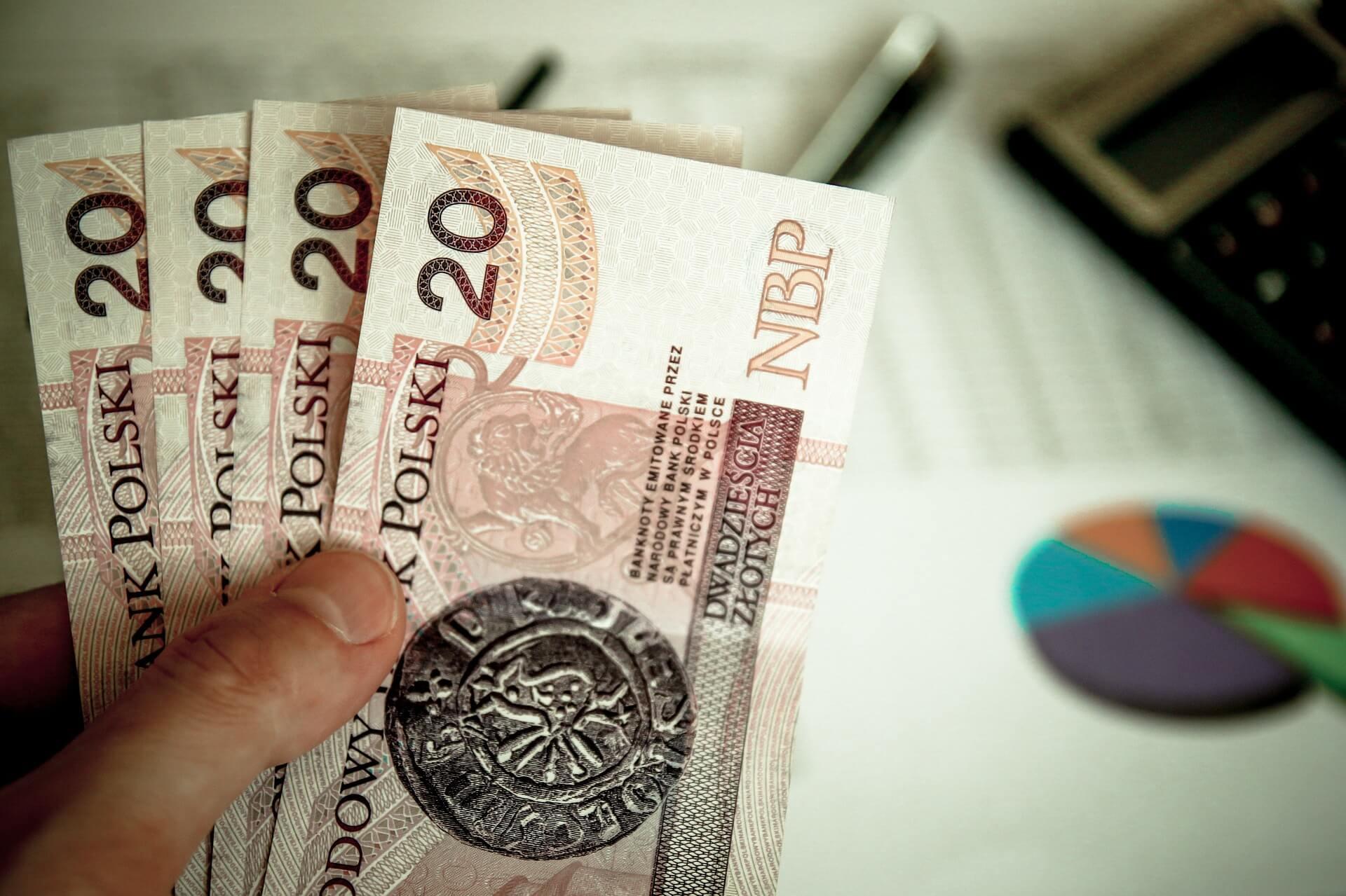 Польские деньги