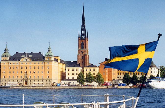 Украинские заробитчане в Швеции