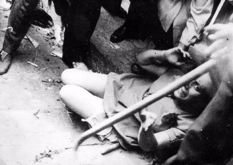 Львовский погром 1941-го года