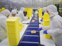 Украинские рабочие в Польше