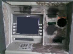 Взлом банкомата