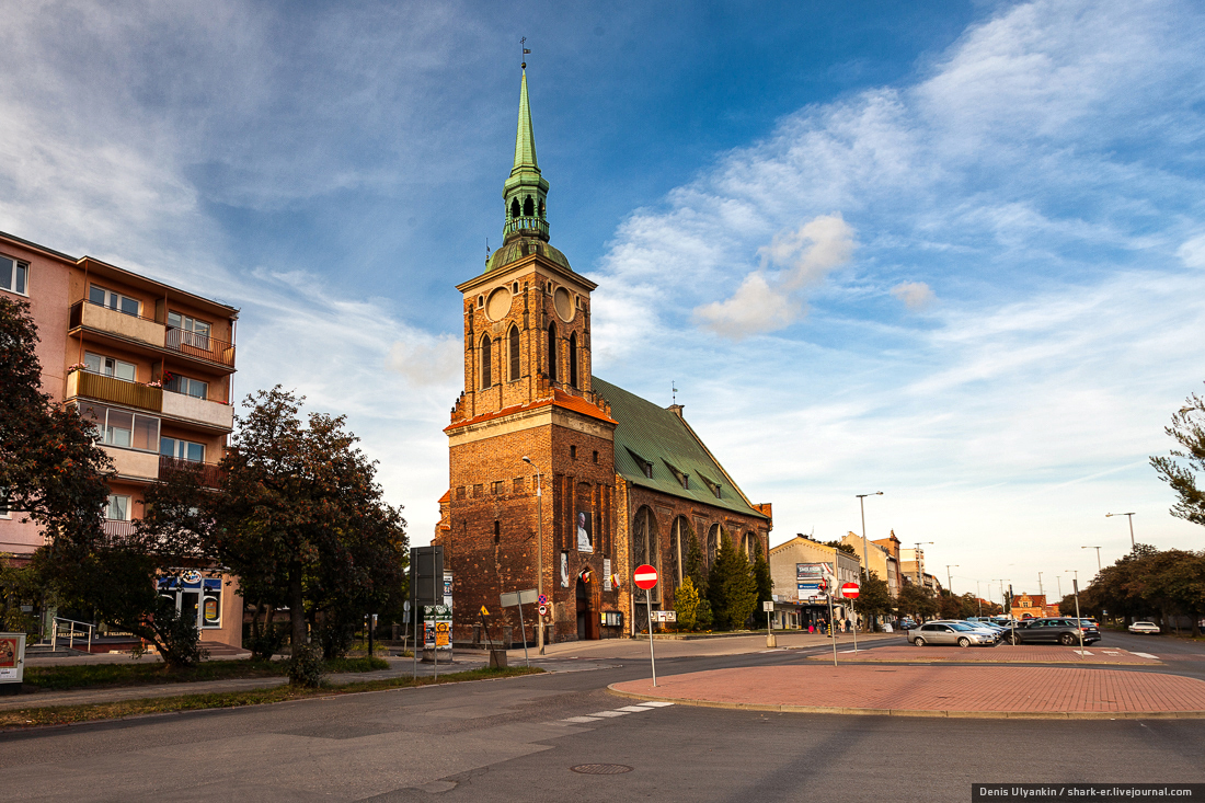 Храм в Гданьске