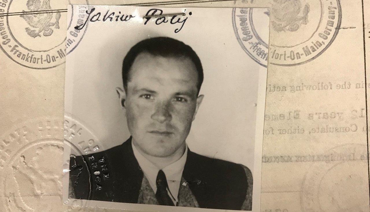 Яков Палий