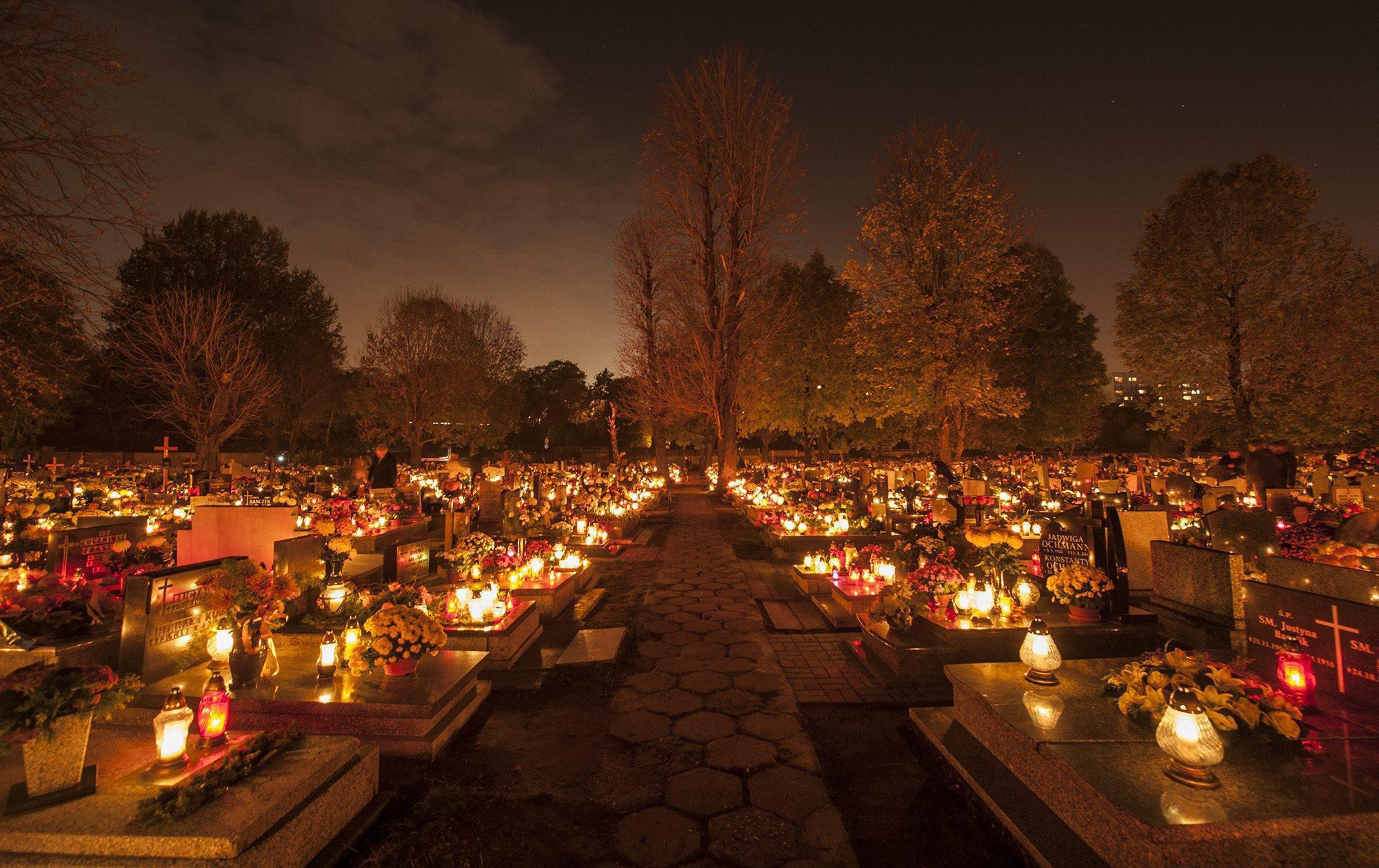 день всех святых в Польше