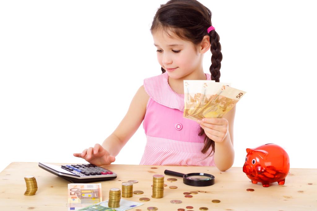 Возврат налога за ребенка