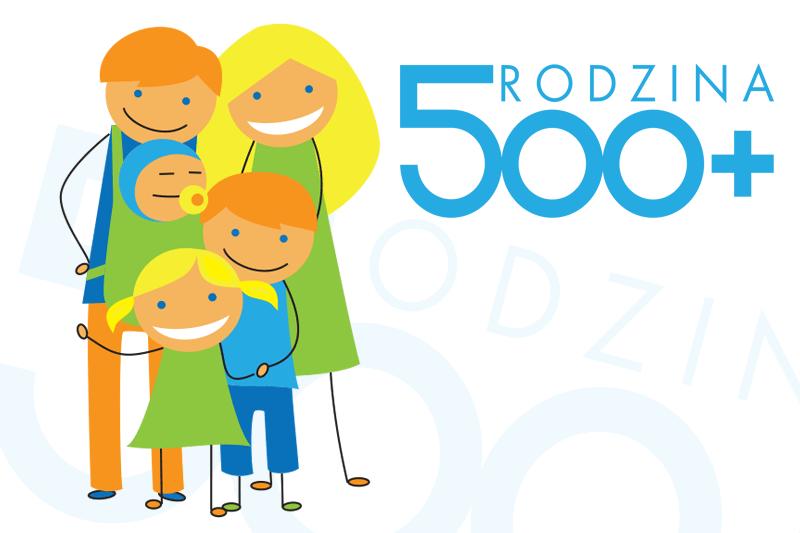Социальная программа Семья 500+
