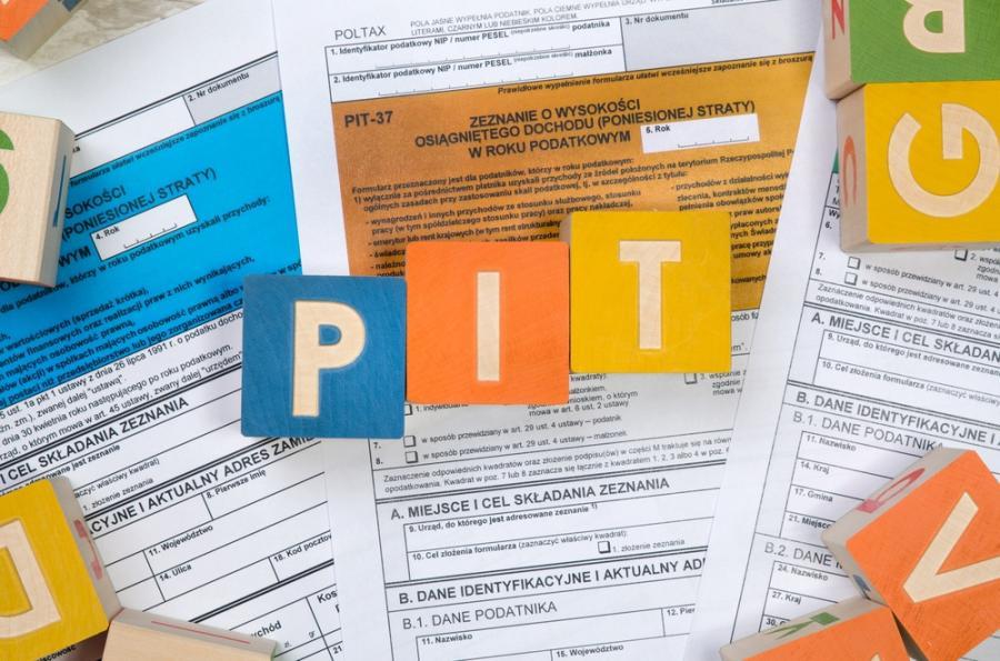 Сроки подачи деклараций о доходах PIT-37, PIT-38