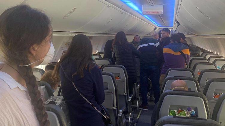 Украинцы возвращаются домой